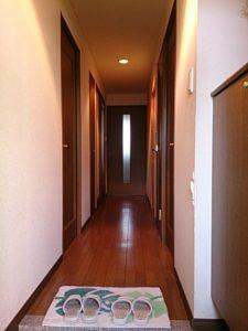 前世療法サロンPADOMA玄関